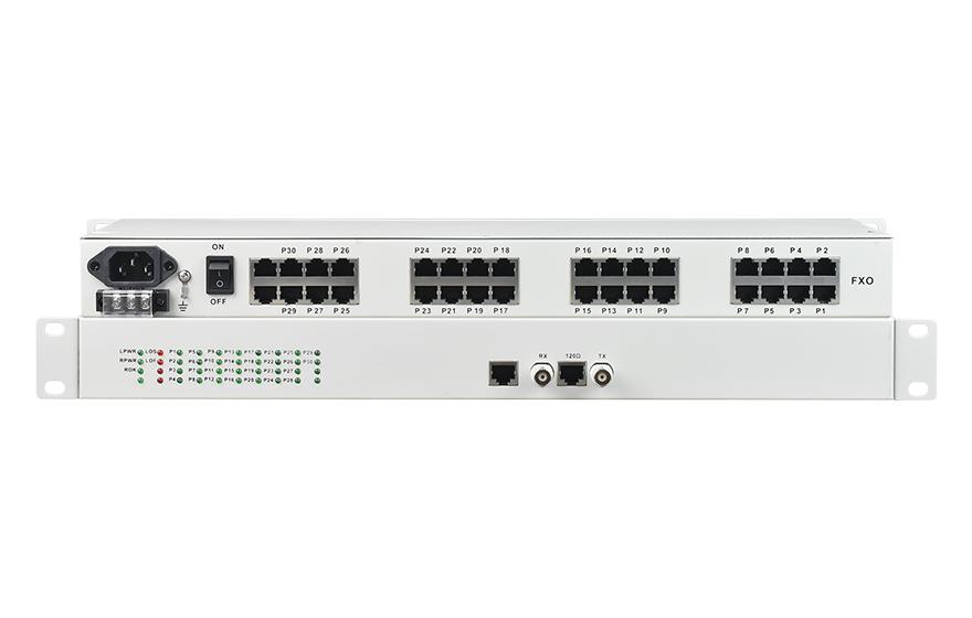 飞畅科技-一号信令(随路信令)30路电话 E1 PCM