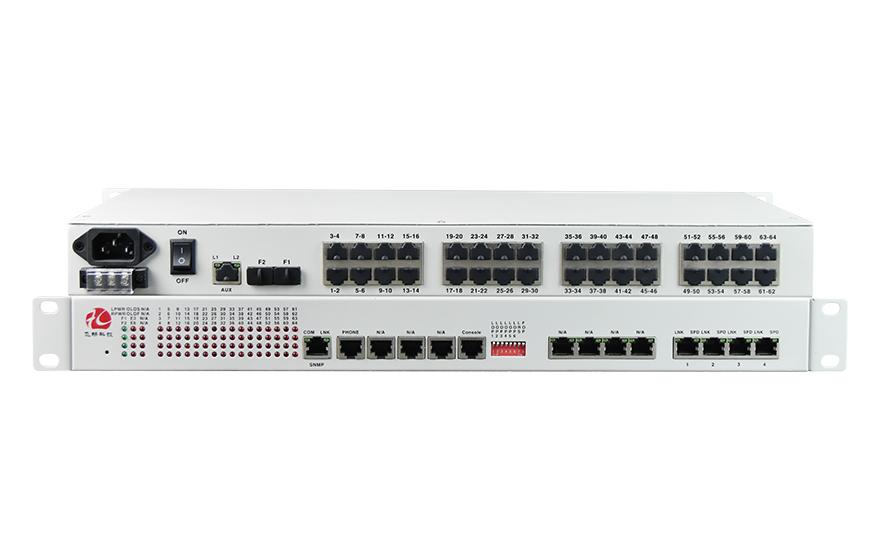 飞畅科技-64E1+4GE   PDHam8ag亚美
